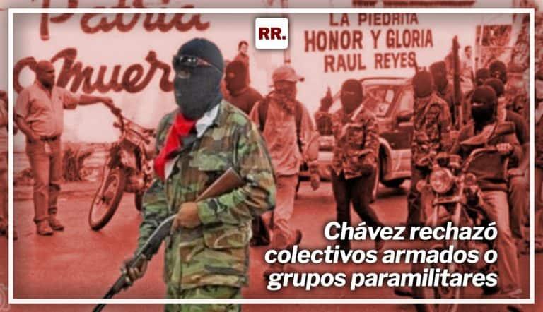 Rafael-Ramirez-Chávez-rechazó-colectivos-armados-o-grupos-paramilitares