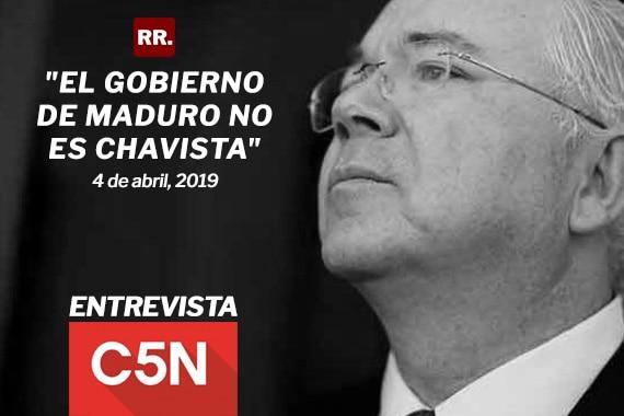 Rafael-Ramírez-El-gobierno-de-Maduro-no-es-Chavista-C5N