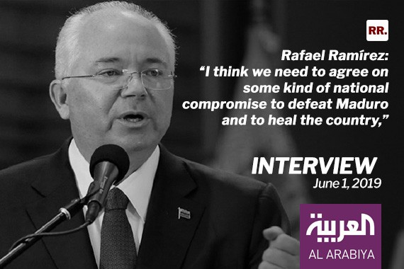 Interview-with-Al-Arabiya-on-Venezuela's-political-transition