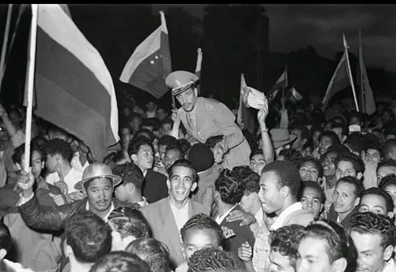 Junta Patriótica, un camino para refundar la patria y volver a la Constitución