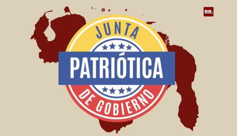 Junta Patriótica de Gobierno un espacio de gobierno participativo para salir de la crisis