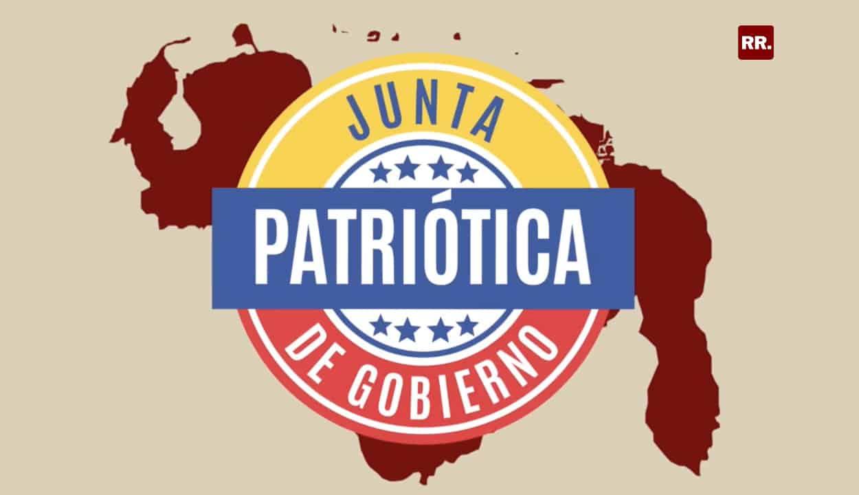 Junta Patriótica de Gobierno, un espacio de gobierno participativo para salir de la crisis