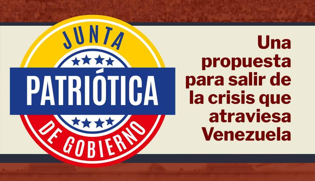 Una propuesta para salir de la crisis que atraviesa Venezuela [Folleto Descargable]