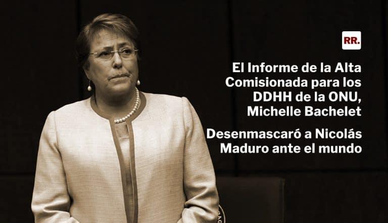 Informe-sobre-DDHH-de-la-ONU,-desenmascara-al-gobierno-de-Maduro