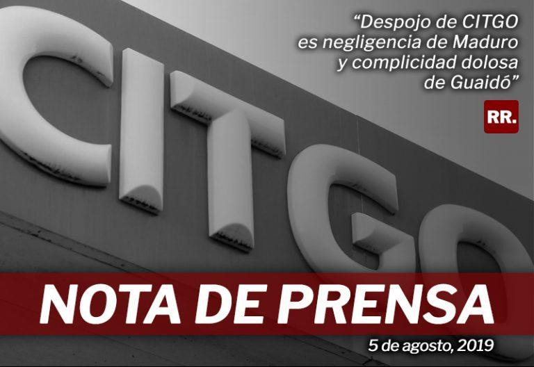 Despojo-de-CITGO-es-negligencia-de-Maduro-y-complicidad-dolosa-de-Guaidó
