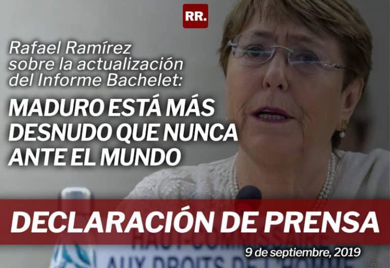 Rafael-Ramírez-sobre-actualización-del-Informe-Bachelet