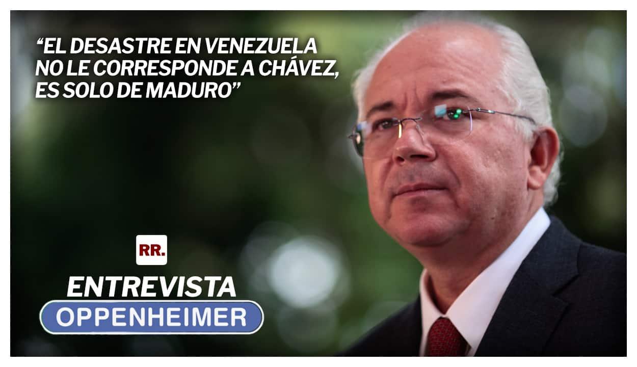 El desastre en Venezuela no le corresponde a Chávez, es solo de Maduro