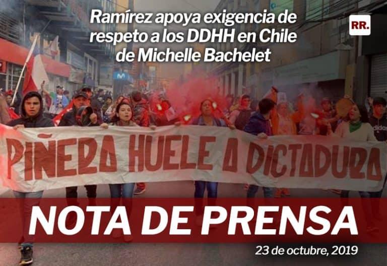 Ramírez-apoya-exigencia-de-respeto-a-los-DDHH-en-Chile-de-Michelle-Bachelet-1
