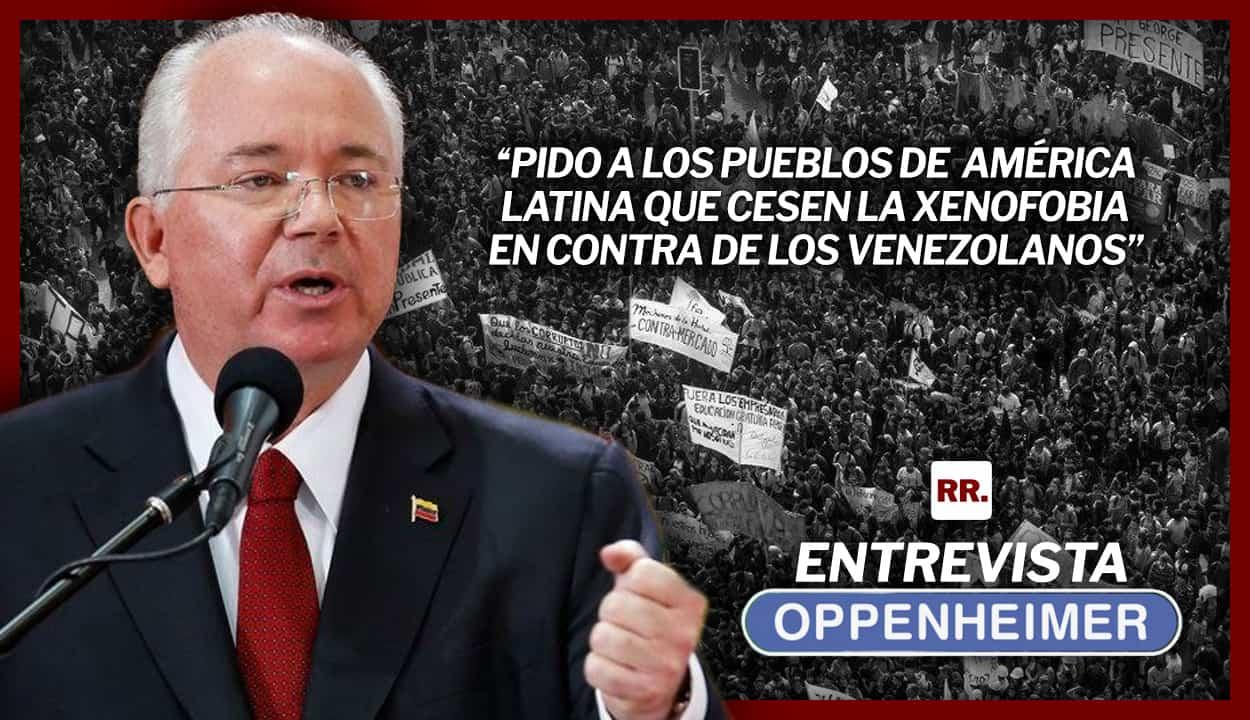 Pido a los pueblos de América Latina que cesen la xenofobia en contra de los venezolanos