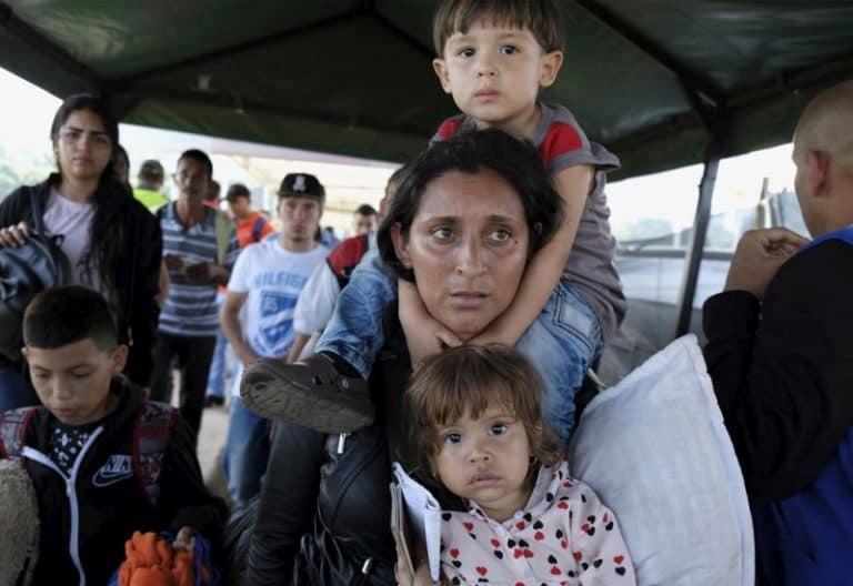 La UE, OIM y ACNUR expresan su solidaridad con los refugiados y migrantes venezolanos