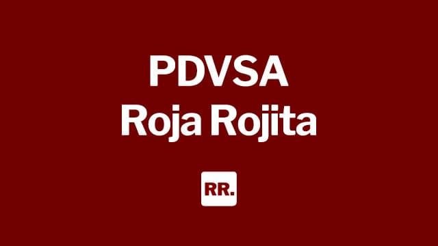 La PDVSA Roja Rojita