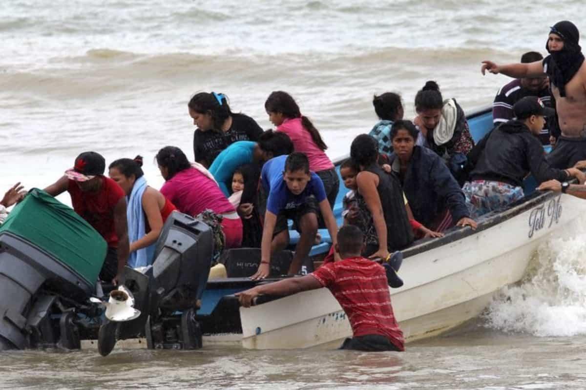 Otro naufragio en Güiria: Al gobierno no le importa la tragedia de los migrantes.