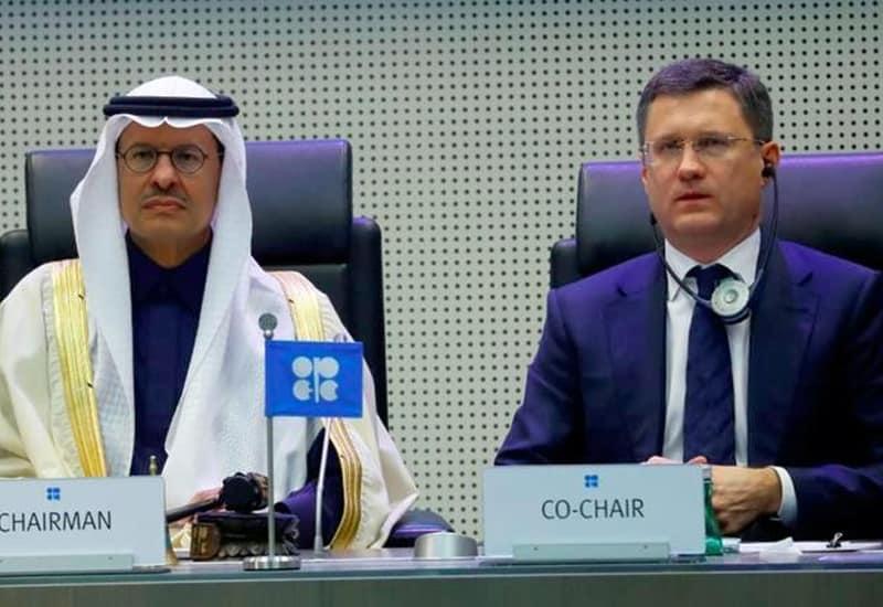 Lo que pasó en la OPEP y el CORONAVIRUS