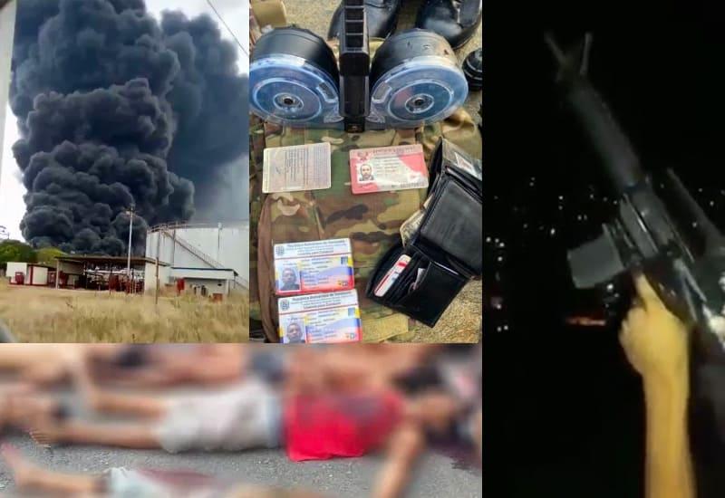 """La guerra en Petare, la matanza en Guanare, la """"invasión"""" de Macuto, el odio y la Entrega de PDVSA"""