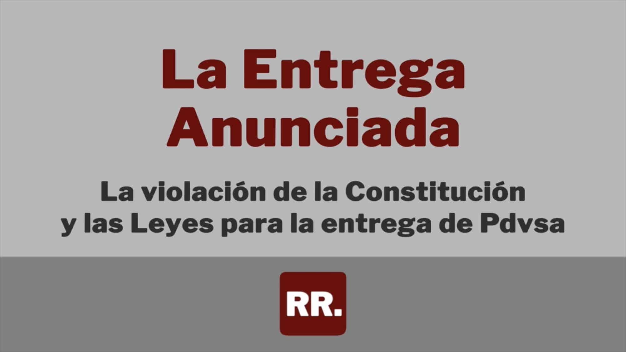 Plan de reestructuración viola la Constitución