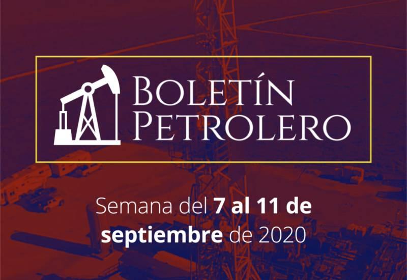Video Boletin del 7 al 11 septiembre 2020