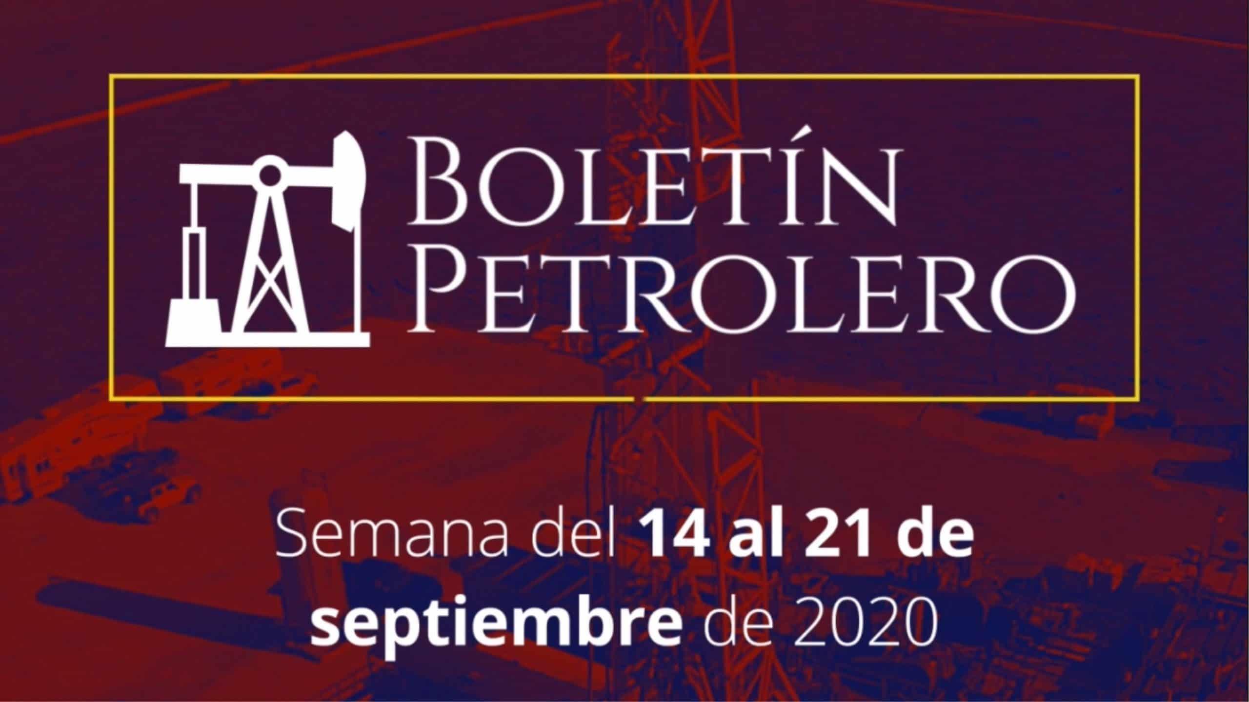 Video Boletin del 14 al 21 septiembre 2020