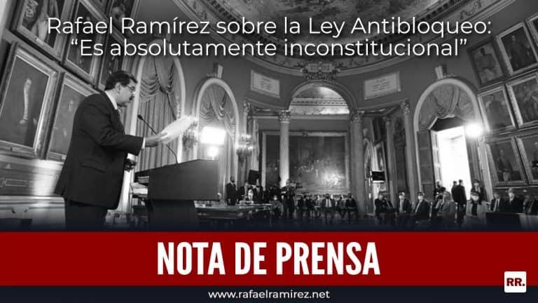NotaDePrensa-LeyAntibloqueo