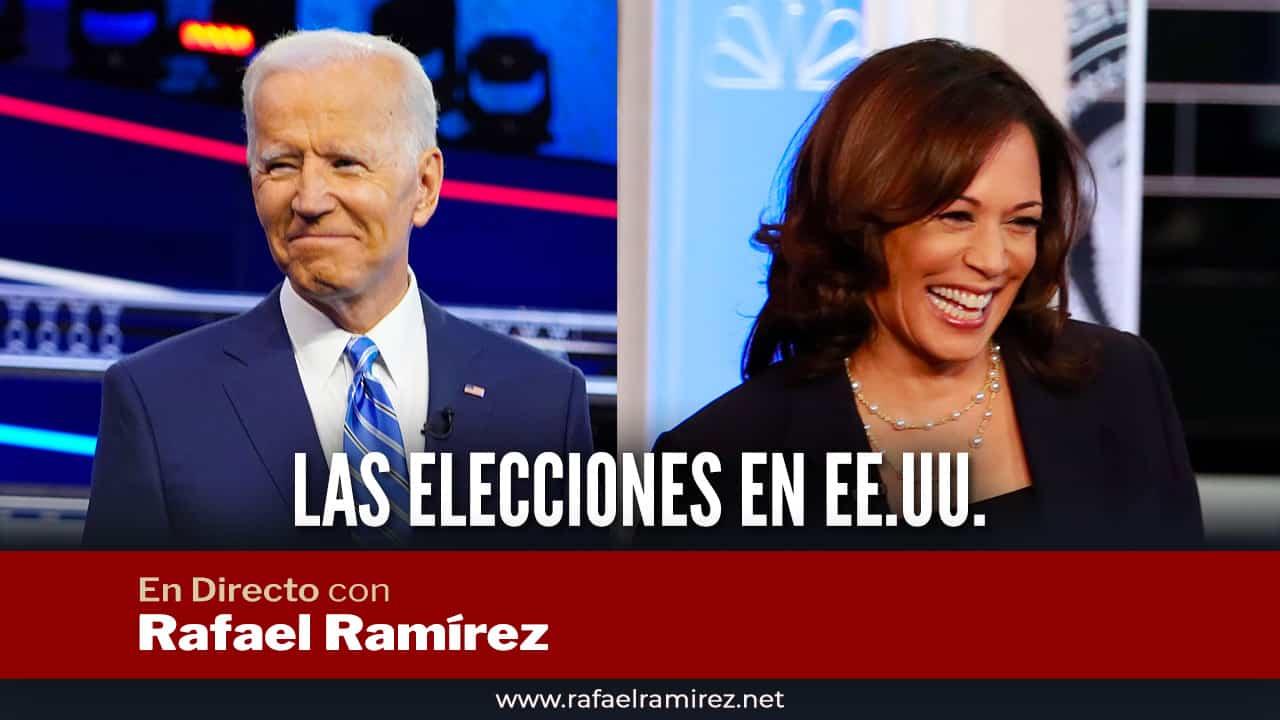 En Directo con Rafael Ramírez: Las eleeciones en EEUU