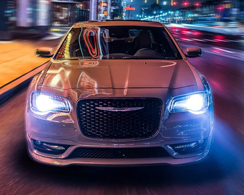 White Chrysler 300S for sale or lease at Landmark Chrysler Dodge Jeep Ram FIAT of Atlanta in Atlanta GA.