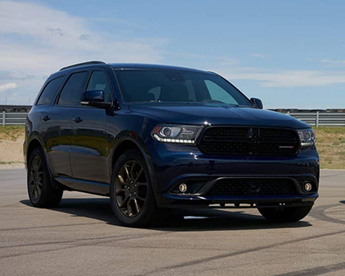 Blue Dodge Durango GT waiting for you in Bismarck at %DEALRSHIP%.