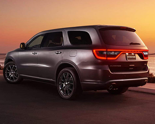 Silver Dodge Durango R/T waiting for you in Bismarck at %DEALRSHIP%.
