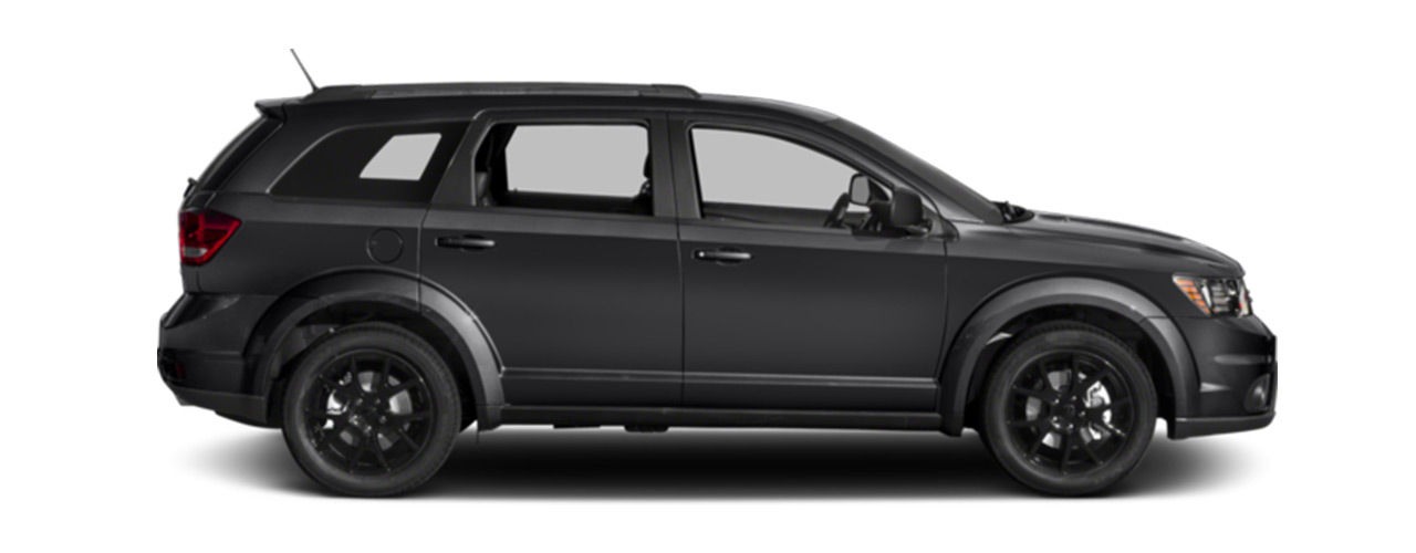 New Black Dodge Journey waiting for you in Bismarck ND at Eide Chrysler.