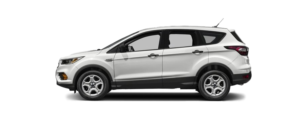 2019 silver Ford Escape for sale at Sayville Ford in Long Island.