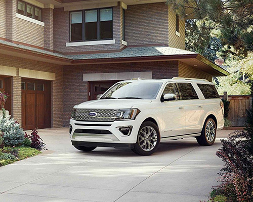 2019 Ford Expedition Platinum for sale at Marshal Mize Ford in Chattanooga