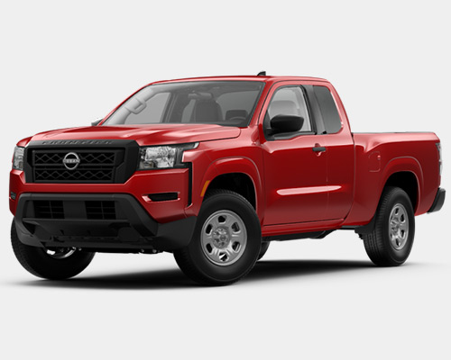 Champagne Nissan Frontier S for sale or lease here at Universal Nissan in Orlando FL.