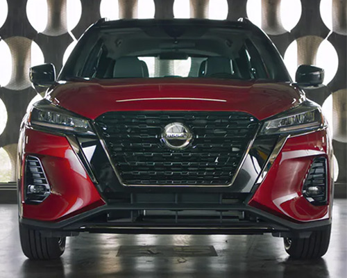 White Nissan Kicks S for sale or lease in Orlando.