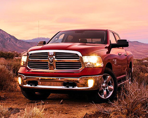 Red Ram 1500 Big Horn for sale or lease at Eide Chrysler in Bismarck.