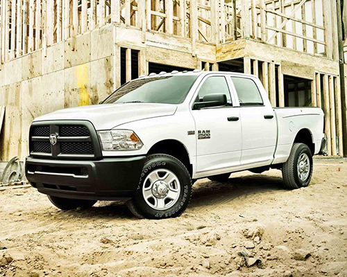 White Ram 2500 Tradesman available at Eide CDJR Pine City in Pine City.