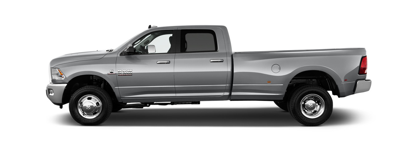 Silver Ram 3500 for sale at Eide Chrysler in Bismarck.