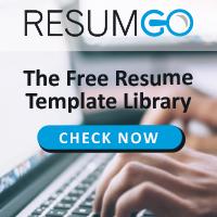 ResumGO.com - The Free Resume Template Library