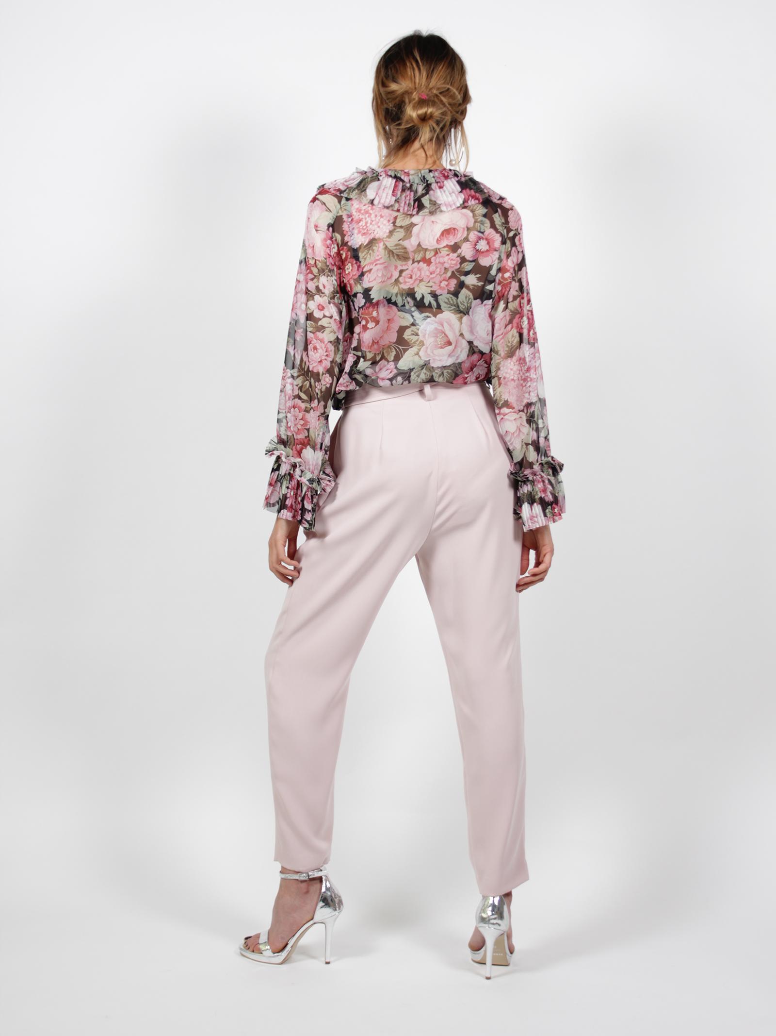 pantaloni vita alta P.A.R.O.S.H. | D230427PANTERS63