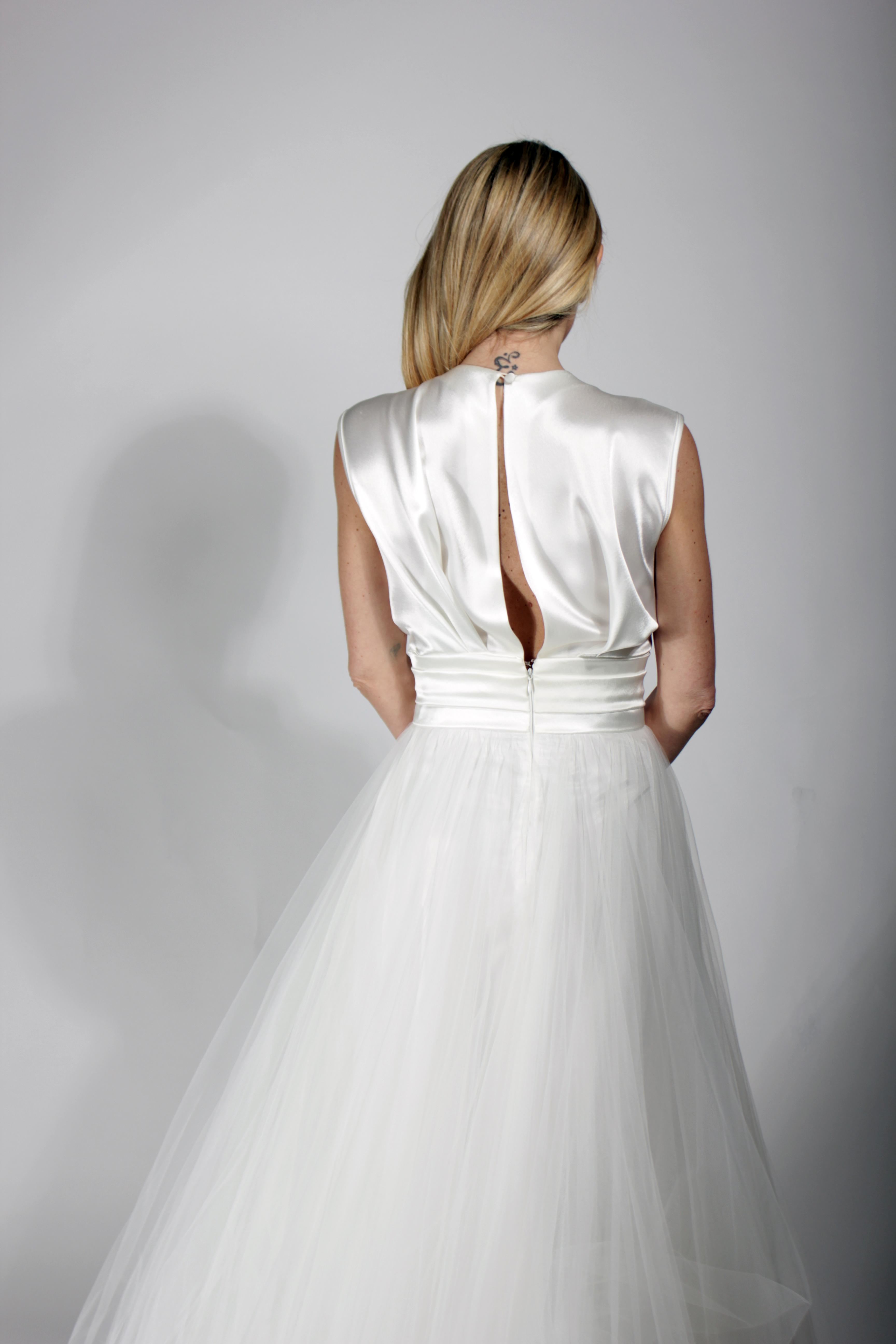 abito sposa Sartoria | TULIPANOBIANCO