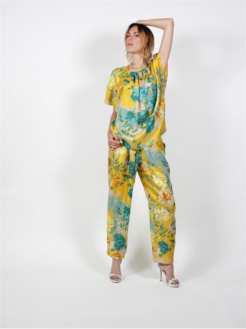 pantaloni fantasia  capannolo | Pantaloni | 20EP426450MILA25