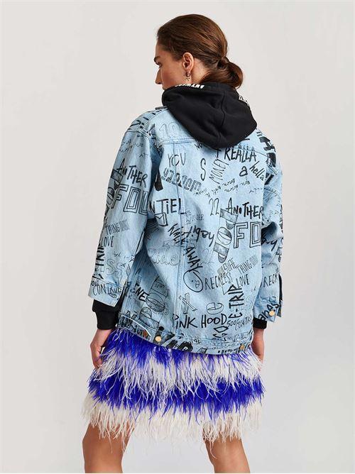 giacca jeans ESSENTIEL | Giacca | VENTRESSOVERJEANSV1GJ