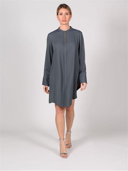 camicia lunga FABIANA FILIPPI | Camicia | CAD260W8366123