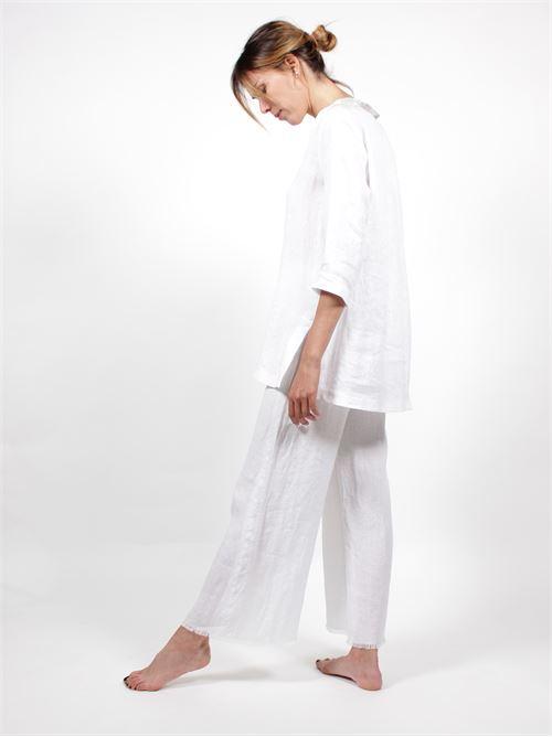 camicia lino FABIANA FILIPPI | Camicia | CAD270W74821