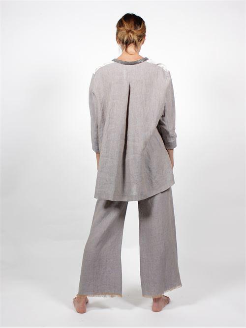 camicia lino FABIANA FILIPPI | Camicia | CAD270W7485122