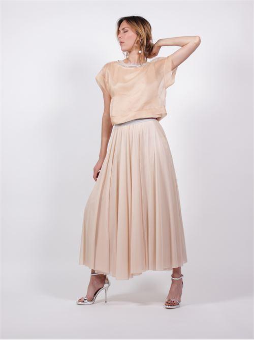 blusa corta FABIANA FILIPPI | Camicia | CAD270W7554019