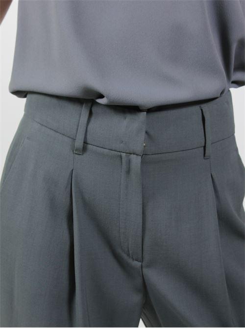pantaloni vita alta  FABIANA FILIPPI | Pantaloni | PAD260W8916123