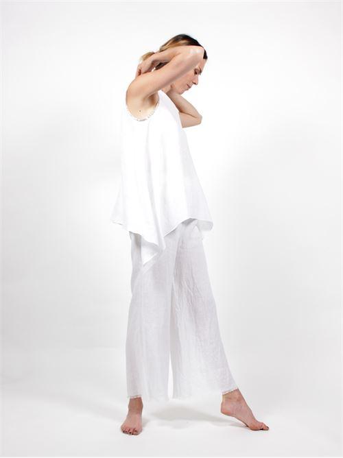 pantaloni FABIANA FILIPPI | Pantaloni | PAD270W79321