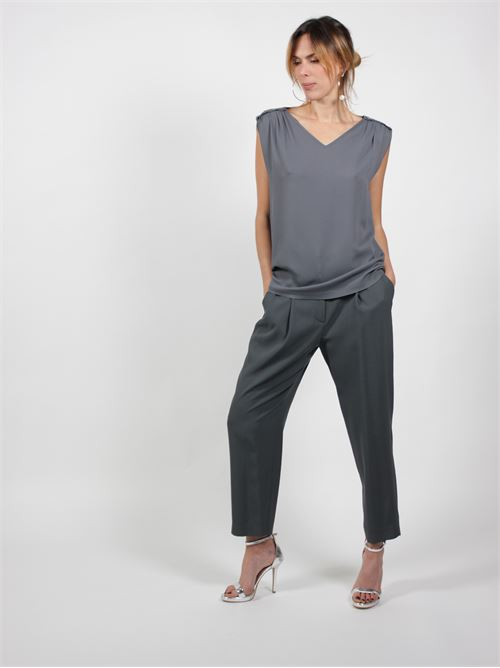 blusa giromanica  FABIANA FILIPPI | Top | TPD260W7796123