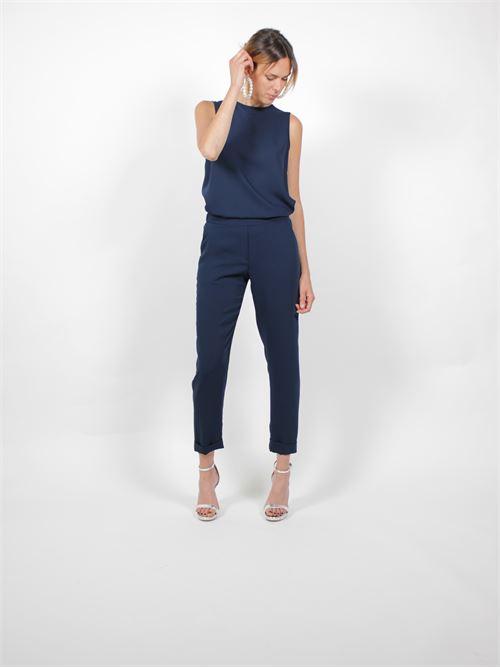 pantaloni con risvolto P.A.R.O.S.H. | Pantaloni | D230162XPANTERS12