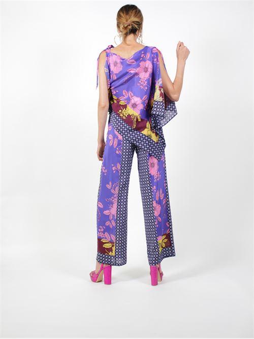 pantaloni seta P.A.R.O.S.H. | Pantaloni | D231010SAFI844