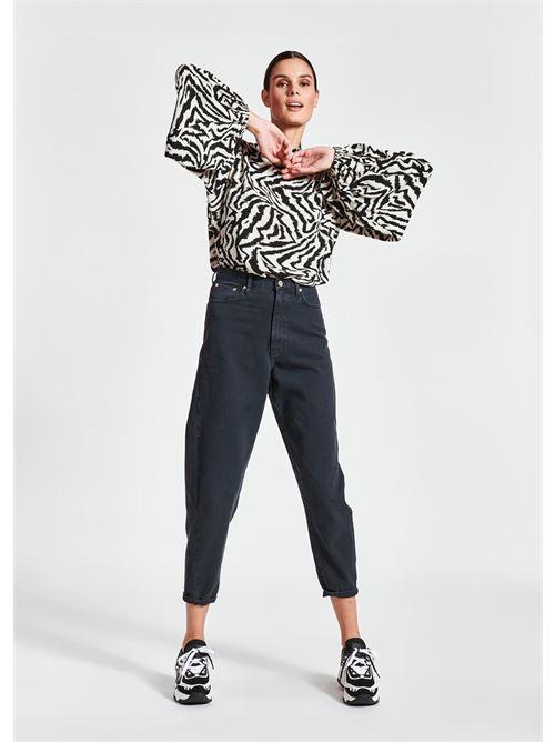 pantaloni ESSENTIEL | Pantaloni | ZIE HIGTH WAISTBL 24