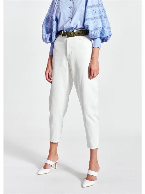 pantaloni ESSENTIEL | Pantaloni | ZIE HIGTH WAISTOW01